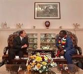 Le Zimbabwe et le Vietnam intensifient les bonnes relations