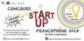 Start-up francophone, un projet pour 1.000 euros, pourquoi pas?