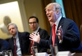 Donald Trump annonce qu'il va signer un décret pour éviter la séparation des familles