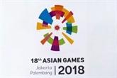 ASIAD 18: le Vietnam s'efforce de remporter trois médailles d'or
