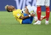 Brésil: même onze titulaire dont Neymar reconduit contre le Costa Rica