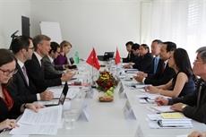 Le Vietnam et la Suisse renforcent leur coopération dans la justice