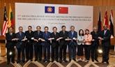 Mer Orientale: lASEAN et la Chine discuteront de la mise en oeuvre du DOC