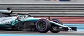 GP de France: premier rendez-vous réussi pour Hamilton