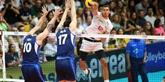 Volley: fin de série pour la France, battue par lItalie en Ligue des nations