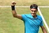 Tennis: finale atteinte et contrat presque rempli pour Federer à Halle