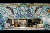 Une fresque de Jean Marais part à la décharge avec la démolition du restaurant Vallauris
