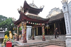 Le temple de Cua Ông, patrimoine culturel national