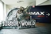 Retour en fanfare pour les dinosaures de Jurassic World au box-office nord-américain
