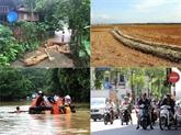 Changements climatiques: les impacts sur l'économie nationale