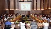 La 6e Assemblée générale de FEM: nombreuses questions discutées