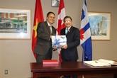 Vietnam - Canada: promotion de la coopération parlementaire