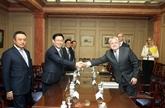 Les États-Unis attachent de l'importance aux relations d'amitié avec le Vietnam