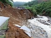 Crues et glissements de terrain font 19 morts, 11 disparus à Lai Châu et Hà Giang