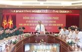 Le Premier ministre Nguyên Xuân Phuc salue les réalisations de Viettel