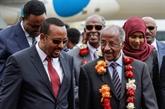 Visite historique d'une délégation érythréenne en Éthiopie