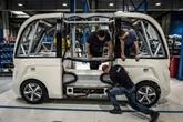 Les transports publics s'emparent des véhicules autonomes