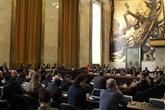 Le Vietnam souligne limportance du désarmement nucléaire au nom du G21