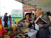 Des produits agricoles vietnamiens présentés au marché de Rungis