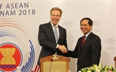 Le Forum économique mondial sur l'ASEAN 2018 se tiendra à Hanoï