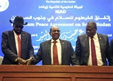 Soudan du Sud: accord sur un cessez-le-feu