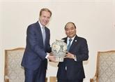 Nécessité du soutien du WEF pour promouvoir les images du Vietnam