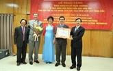 Trois membres de l'Institut pour l'engagement mondial honorés