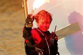 À 12 ans, il bat le record de traversée de la Manche en solitaire en Optimist