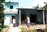 Maisons résistantes aux inondations construites pour plus de 780 familles pauvres