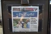 Un homme tue cinq personnes dans un journal aux États-Unis