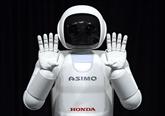 Après sept générations, la fin du robot Asimo?
