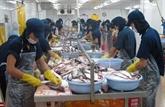Environ 3,94 milliards de dollars d'exportation de produits aquatiques en six mois