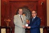 Hô Chi Minh-Ville et Saint-Pétersbourg cultivent leurs liens