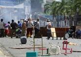 La violence se poursuit en province, des morts et des blessés