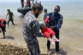 Migrants: Trois bébés morts, une centaine de disparus au large de la Libye