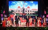 Célébration du 95e anniversaire de l'arrivée du Président Hô Chi Minh en Russie