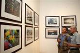 Ouverture de l'exposition de la société photographique d'Amérique à Hanoï