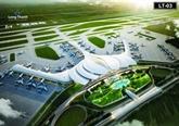 Signature dun contrat de consultation concernant laéroport de Long Thành