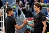 Roland-Garros: Zverev-Thiem, roulez jeunesse