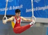 Coupe Challenge de gymnastique artistique: le Vietnam gagne deux médailles d'or