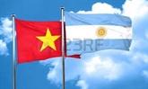 Promotion de la coopération entre Hô Chi Minh-Ville et trois localités centrales de l'Argentine