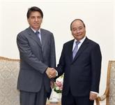 Le PM Nguyên Xuân Phuc reçoit l'ambassadeur de Grèce au Vietnam