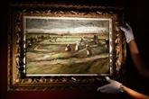 Un Van Gogh vendu aux enchères à Paris à plus de 7 millions d'euros