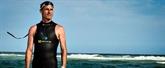 Tokyo-San Francisco: Benoît Lecomte commence sa traversée du Pacifique à la nage