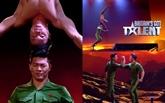 Les deux frères artistes de cirque Quôc Co et Quôc Nghiêp à l'honneur