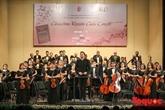 Concert en l'honneur des 45 ans des relations diplomatiques Vietnam - Italie