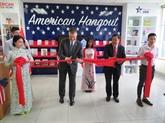 Un espace dapprentissage Hangout américain à Cân Tho