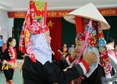 La Fête du vent des ethnies Dao Thanh Phan à Quang Ninh