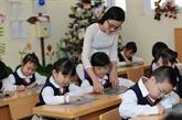 La présidente de lAN demande de réformer radicalement le secteur éducatif