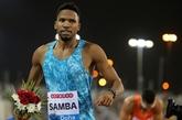 Ligue de diamant à Oslo: au rythme d'Abderrahman Samba et du 400 m haies